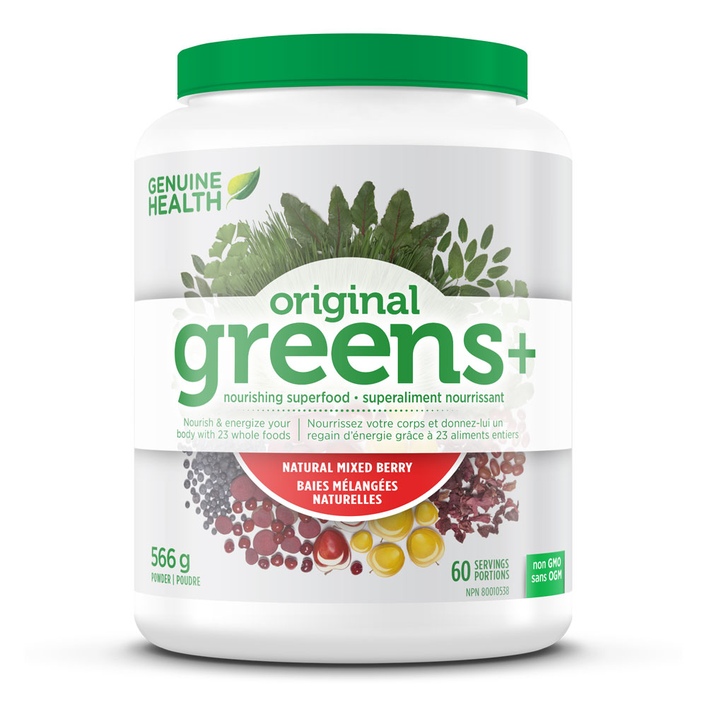 : Greens+ - Mixed Berry