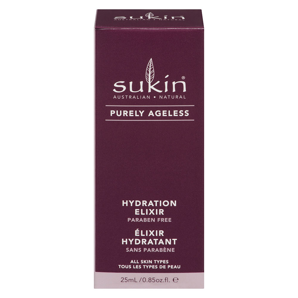 : Sukin Purely Ageless Hydration Elixir 25ml